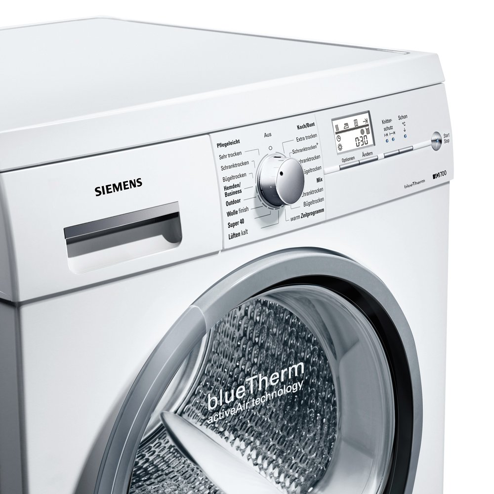 Siemens IQ700 WT46W563 Wärmepumpentrockner / A+ / 7 Kg / Weiß /  SoftDryTrommelsystem / DuoTronic / EcoPlus: Amazon.de: Elektro Großgeräte Amazing Design