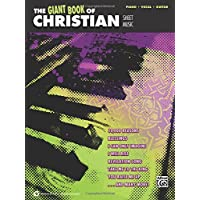 The Giant Book of Christian Sheet Music (Giant Book of Sheet Music)