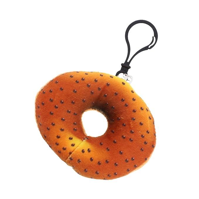 Amazon.com: Felpa Donut mochila encanto, talla única ...