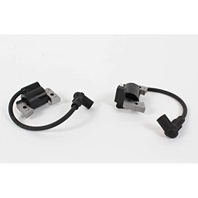 Kawasaki OEM 21121-0729 & 21121-0730 Ignition Coil Set for FD671D FD711D FD791D: Automotive