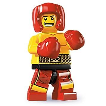 Amazon.com: Lego Series 5 Mini Figure Boxer: Toys & Games
