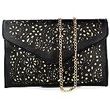 fashion women chain bag purses and handbags bolsas femininas day clutch bag shoulder bags hollow out