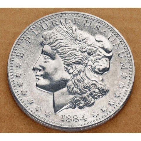 Magic Jumbo Dollar - Coin - Novelty (Jumbo Coins)