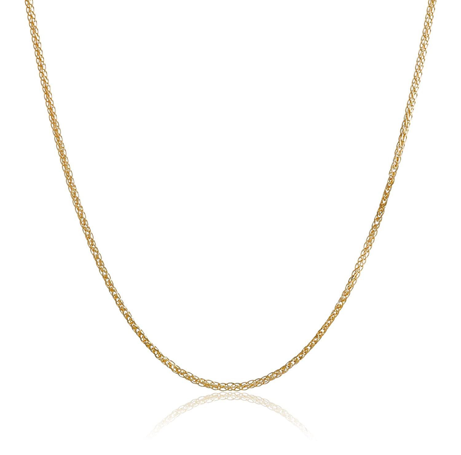 alkemistry zo the diamond zoe necklace women lyst chains s jewelry gold and chicco yellow metallic