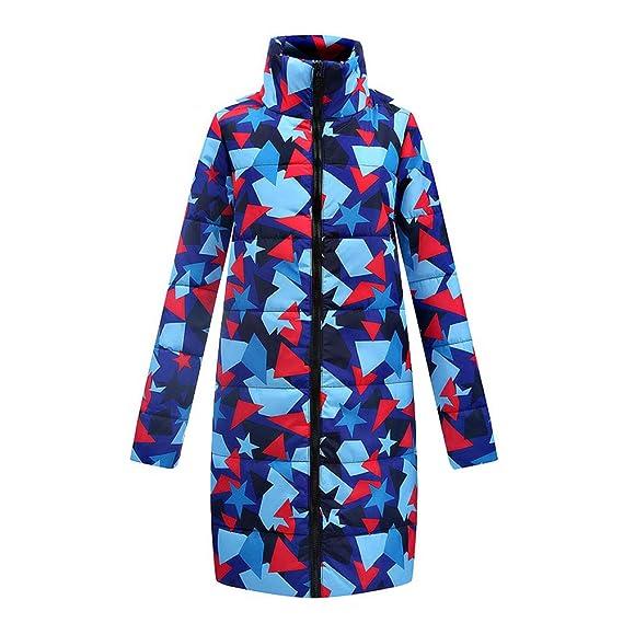 LILICAT Las Mujeres de Invierno cálido Largo Abajo algodón Damas Parka Abrigo Acolchado Chaqueta Outwear (S/M / L/XL / XXL): Amazon.es: Juguetes y juegos
