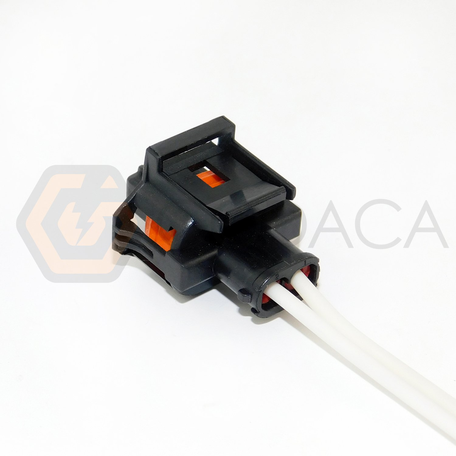 Amazon.com: Fuel Injector Connector 6.6l for Duramax LLY LBZ 2 Wire Pigtail  Diesel: Automotive