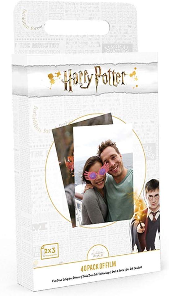 Amazon.com: Lifeprint Wizarding Harry Potter 2x3 impresora ...
