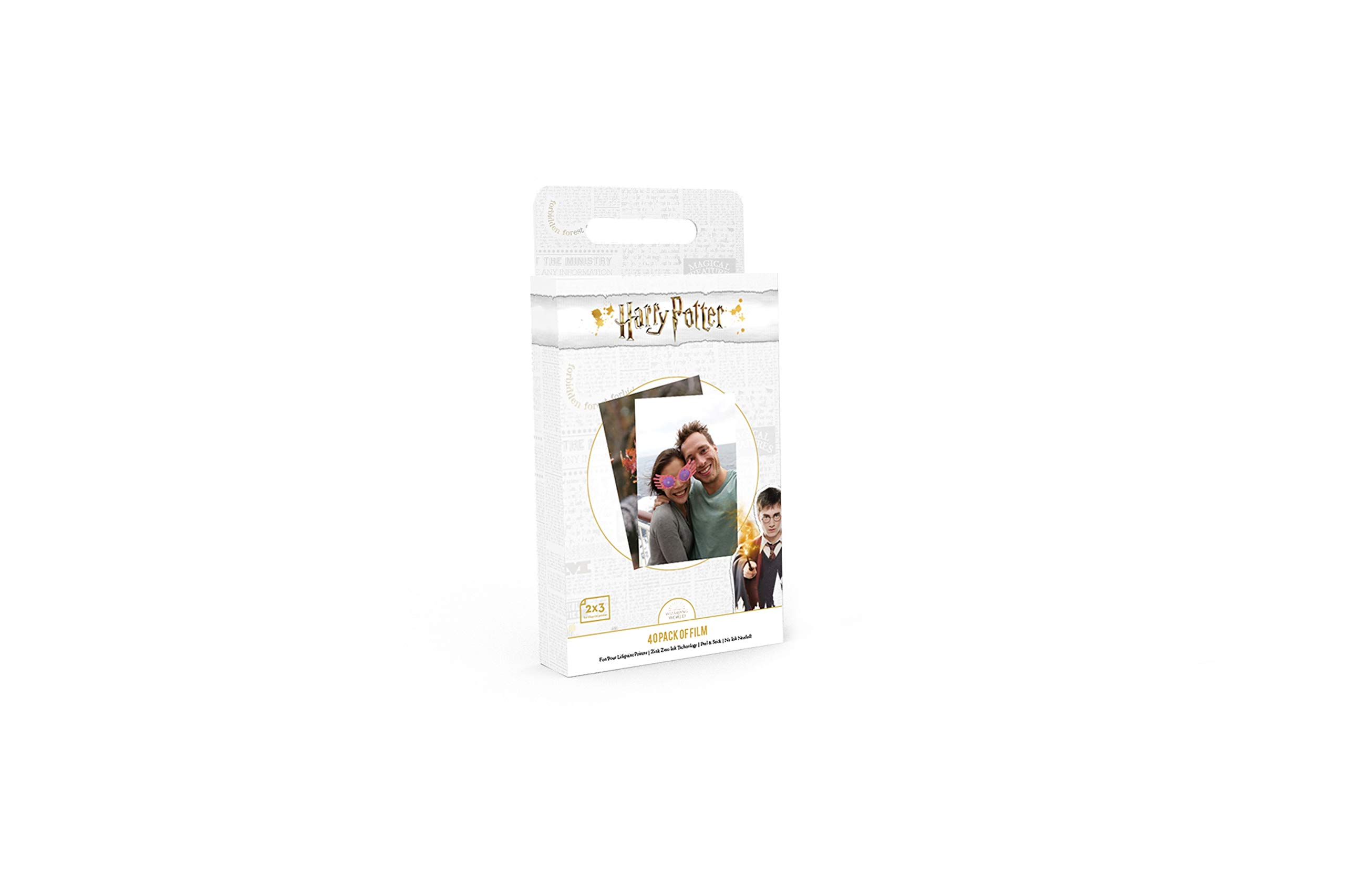 Harry Potter Magic Photo and Video Printer Sticky Backed Film - 40 Pack