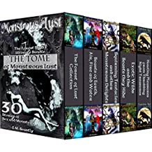 Monstrous Lust: The Tome of Monstrous Lust: The Forest Stud's Ultimate Bundle: Thirty stories of sex and monsters (Monsters will claim you bundle Book 8)