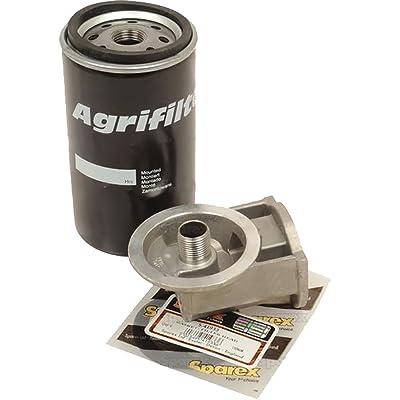 Massey Ferguson Spin on Filter conversion Kit 3 Cyl. Diesel 2654026 135 165 20 30 40 50 230 250 255: Automotive