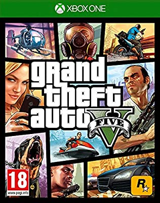 Grand Theft Auto V (GTA V), Modelo antiguo: Amazon.es: Videojuegos