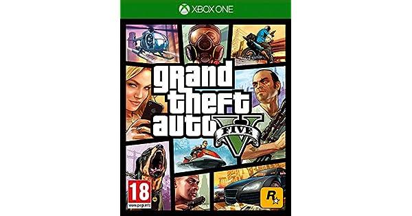 Grand Theft Auto V (GTA V), Modelo antiguo: Amazon.es: Videojuegos