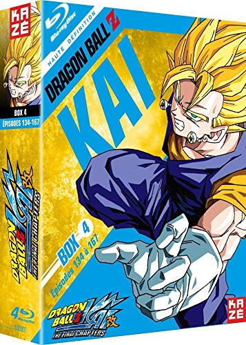 Dragon Ball Z Kai - Box 4/4 Collector BluRay - The Final Chapters [Blu-ray] (Dragon Ball Z Blu Ray Season 7)