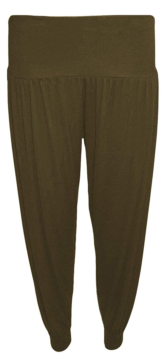 Papaval Girls Harem Alibaba Kids Children Trousers Baggy Pants 2-13 Years