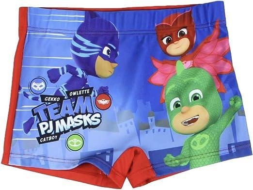 PJ Masks Pyjamahelden - Bañador de los Héroes en pijama
