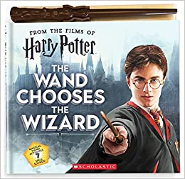 0b529235 The Wand Chooses the Wizard (Harry Potter): Christina Pulles, Karen Viola:  9781338276008: Amazon.com: Books