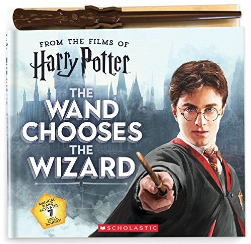 - The Wand Chooses the Wizard (Harry Potter)