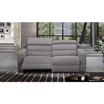 ITALIAN SPIRIT cosyo sofá 2 plazas Relax eléctrico, Piel o ...