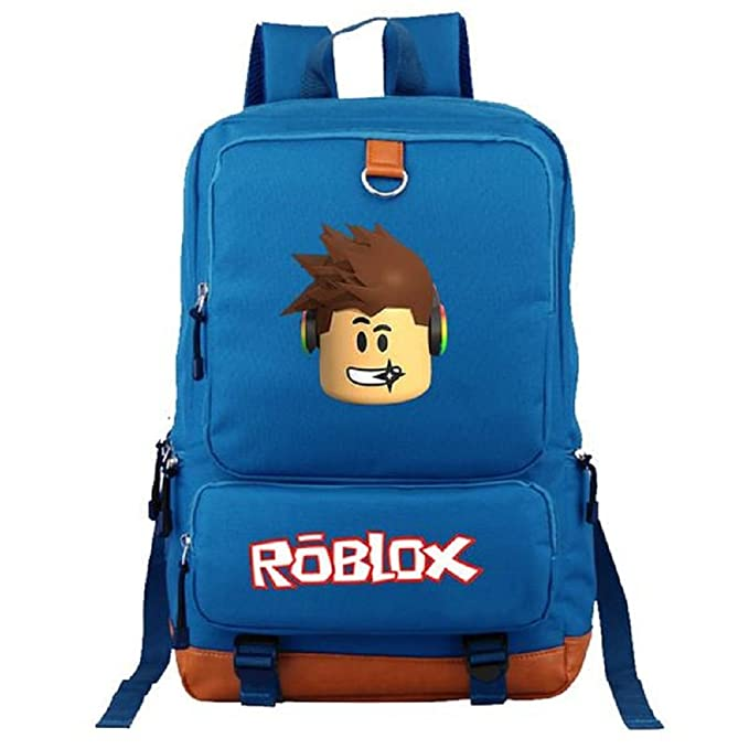 Roblox Backpack for Laptop/IPad (Blue): Amazon ca: Clothing