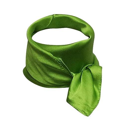 Chapeau-tendance - Fular - para mujer gris verde Talla única