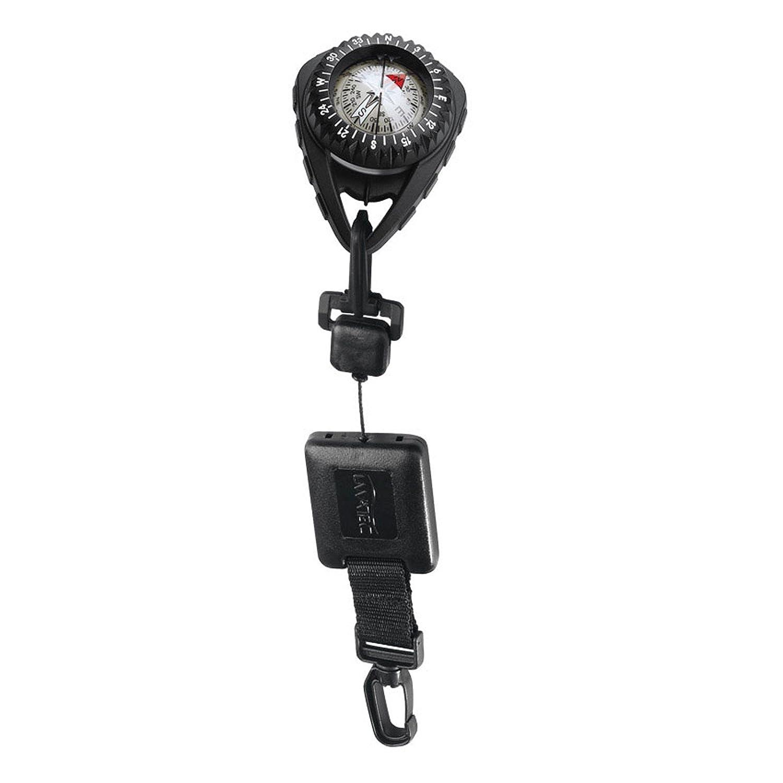 SCUBAPRO Kompass FS-2 Clipconsole mit Retractor