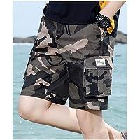 Pantalones Cortos para Hombres Pantalones Casuales, Pantalones Deportivos