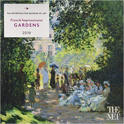 Pdf History French Impressionist Gardens 2019 Wall Calendar