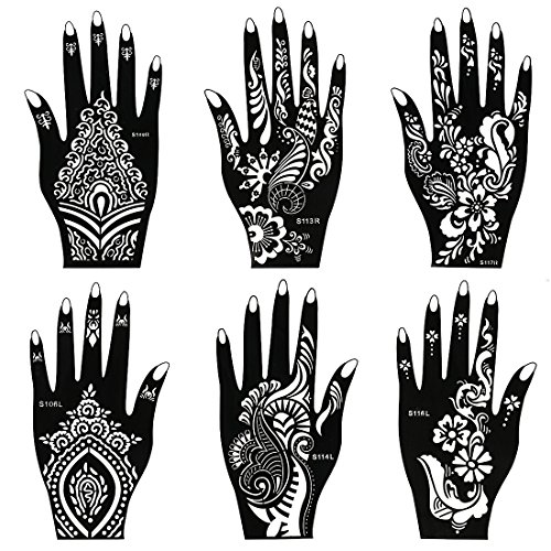 Best henna categories reviews kempimages for Jagua tattoo amazon