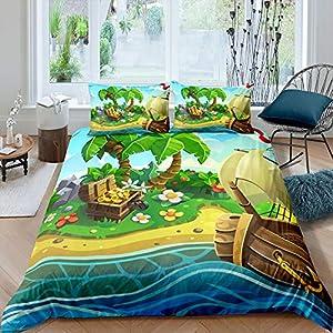61wLBKqCKyL._SS300_ Pirate Bedding Sets and Pirate Comforter Sets