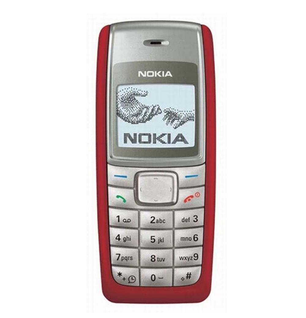 1000诺基亚_nokia诺基亚 1112 低端单色屏功能手机 商务备用手机