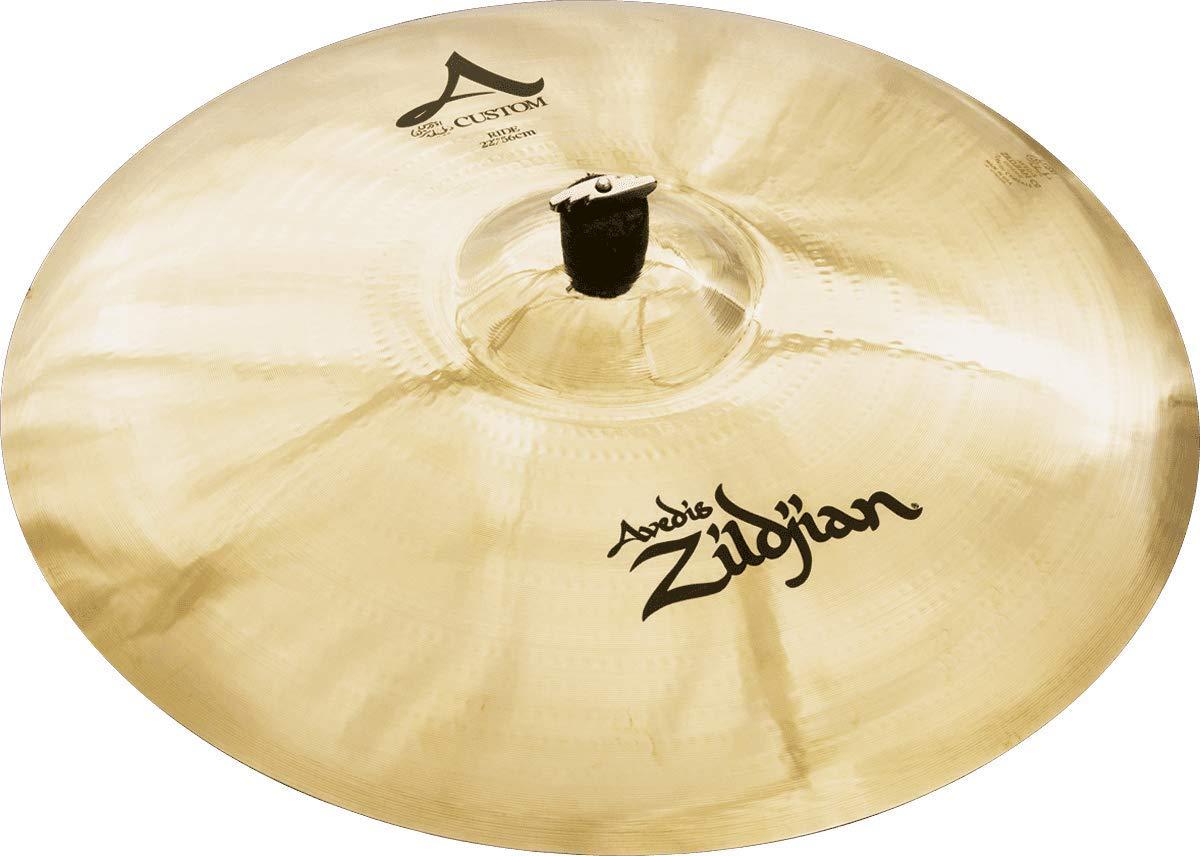 Zildjian A Custom 22'' Ride Cymbal by Avedis Zildjian Company