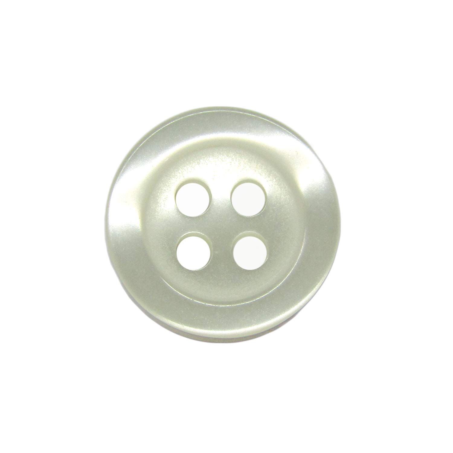 3//8 in 5//16 in and 8 Shirt Collar Buttons x 9mm Off White 8 Shirt Sleeves x 10mm 24-Buttons 7//16 in ButtonMode Thick Extra Durable Shirt Buttons 24pc Set has 8 Shirt Front Buttons x 11mm