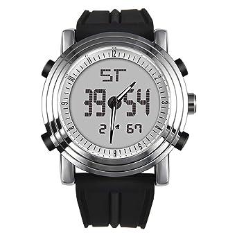 Men Watches Analog Digital Sport Wrist Watch for Man Backlight ...