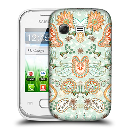 Official Monika Strigel Summer Fall Bring Me Flowers Hard Back Case for Samsung Galaxy Pocket S5300 (Samsung Pocket S5300 compare prices)