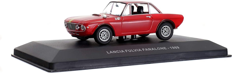 Lancia Fulvia 1969 Fanalone 1//43 S4304100 SOLIDO