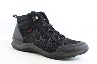 350b0ccfadc4ea Amazon.com | Rieker Women's R5470 Black Jura/Black Talamon/Black ...