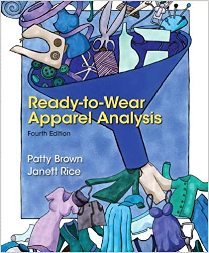 Ready-to-Wear Apparel Analysis 4th Edition