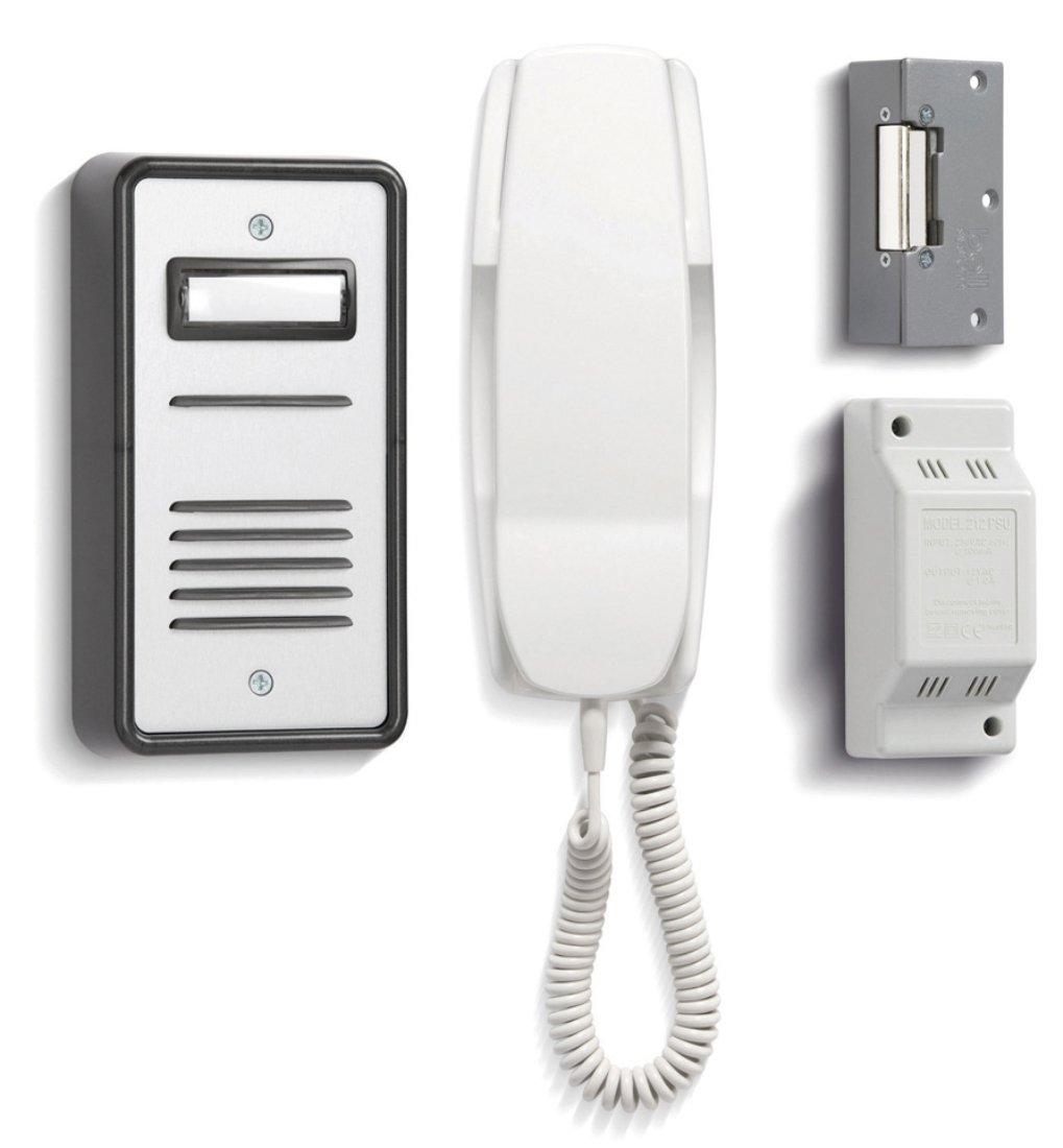 Bell Systems Surface Mount 1 Way Door Entry System Amazon Hi