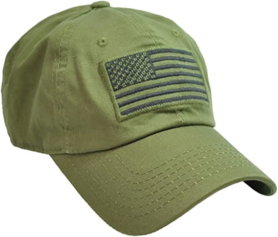TACTICAL MILITARY FORCES OPERATOR AMERICA POLO COTTON PATCH USA FLAG CAP DAD HAT