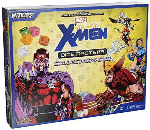 (Marvel Dice Masters: The Uncanny X-Men Dice Building Game Set-Up Box)