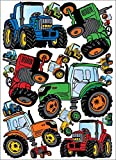 Tractor Wall Decals/ Stickers/ Wall Decor