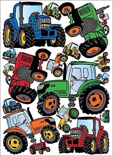 (Tractor Wall Decals/Stickers/ Wall Decor)