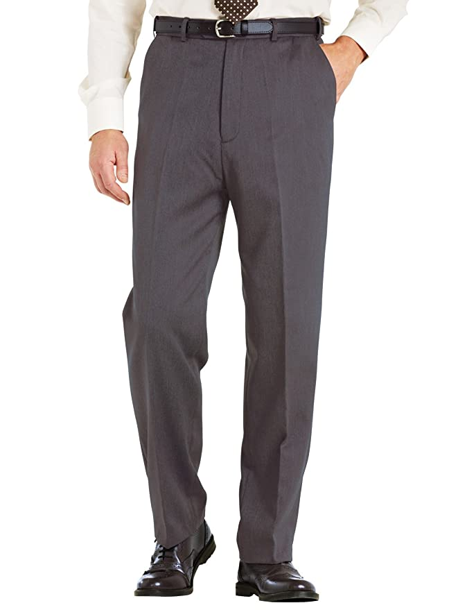 1920s Men's Pants, Trousers, Plus Fours, Knickers Chums Mens High Waisted Lined Formal Trouser Pants $51.24 AT vintagedancer.com