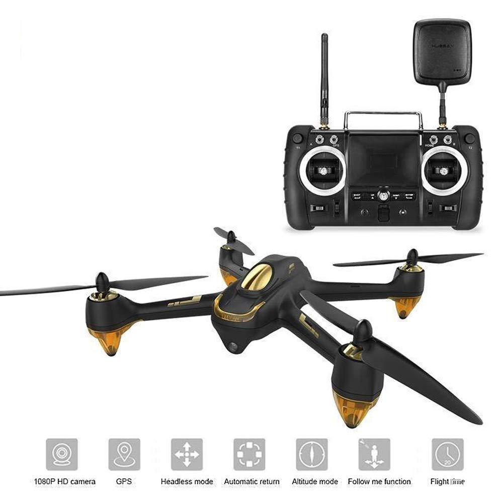 H&Y Drohne, 5.8G FPV Brushless Drohne RC Quadcopter, HD-Luftbild-resistente, ferngesteuerte Flugmodelle