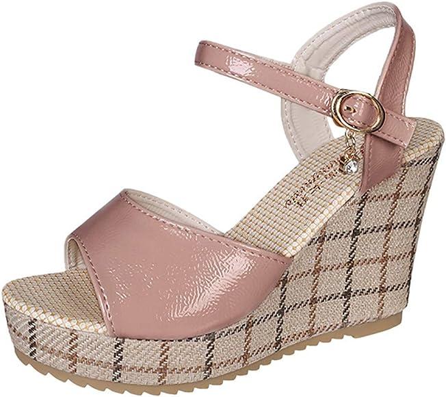 Women Fashion Wedge Sandals, Ladies