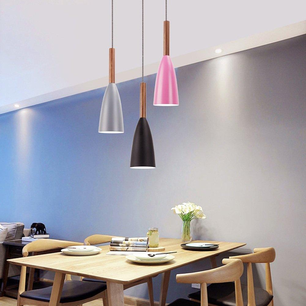 Amazon.com: Ganeep Ganeep - Lámpara de techo con colgante de ...