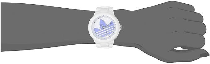 Comprar Unisex Adidas Aberdeen Dial Logo Blanco y Azul Dial Reloj Aberdeen Unisex ADH3144 a531e62 - allergistofbrug.website