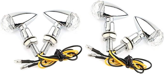 SHIN YO scooter quad Mini frecce a LED E11 per moto ATV