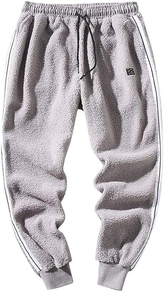 pantalón Largo Deporte para Hombre Pants Invierno Simple y de Moda ...