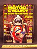 1989 89 September MOTORCYCLIST Magazine (Features: BMW R100 GS, Honda NX650, Honda Transalp, Kawasaki KLR650, & Yamaha 750 Super Tenere)